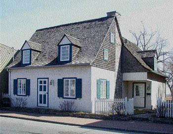 Maison d'Antoine Pilon, pionnier de Point-Claire
